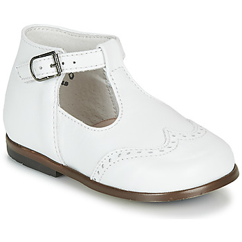 Schuhe Kinder Sandalen / Sandaletten Little Mary FRANCOIS Weiss