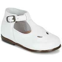 Schuhe Jungen Sandalen / Sandaletten Little Mary MAX Weiss