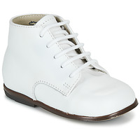 Schuhe Kinder Boots Little Mary QUINQUIN Weiss