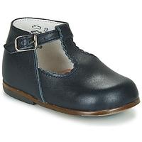Schuhe Mädchen Sandalen / Sandaletten Little Mary BASTILLE Marine