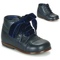 Schuhe Mädchen Boots Little Mary FAVORITE Marine