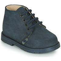 Schuhe Jungen Boots Little Mary GINGO Marine