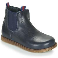 Schuhe Jungen Boots Little Mary JAUFFREY Marine