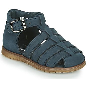 Schuhe Kinder Sandalen / Sandaletten Little Mary LIXY Marine