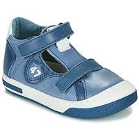 Schuhe Jungen Sneaker Low Little Mary LORENZO Blau