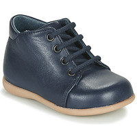 Schuhe Kinder Boots Little Mary LOUSTIC Marine