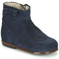 Schuhe Mädchen Boots Little Mary OLISETTE Marine