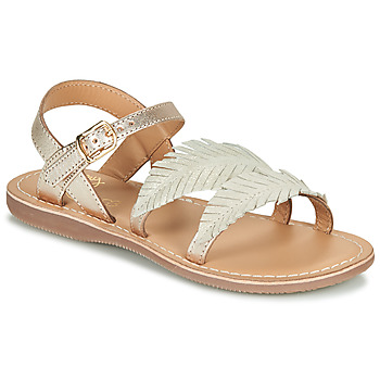 Schuhe Mädchen Sandalen / Sandaletten Little Mary LORETTE Gold