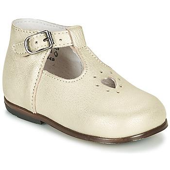 Schuhe Mädchen Sandalen / Sandaletten Little Mary NANNY SP Gold