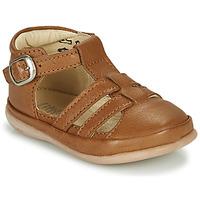 Schuhe Kinder Sandalen / Sandaletten Little Mary LAIBA Braun