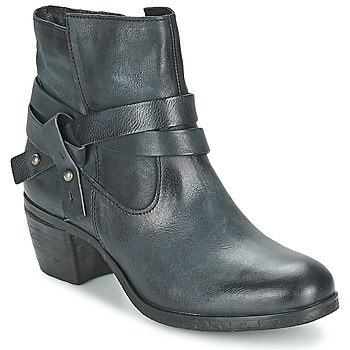Schuhe Damen Low Boots Dream in Green WADJI