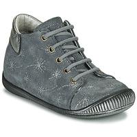 Schuhe Mädchen Boots Little Mary FLAVIE Grau