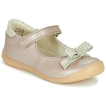 Schuhe Mädchen Ballerinas Little Mary LUDMILA Maulwurf