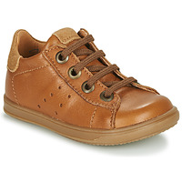 Schuhe Jungen Sneaker Low Little Mary DUSTIN Cognac
