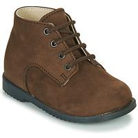 Schuhe Jungen Boots Little Mary MILOT Braun