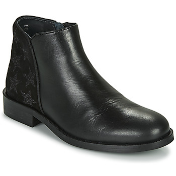 Schuhe Mädchen Boots Little Mary CAMERON Schwarz