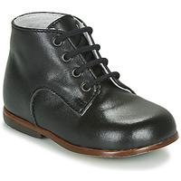 Schuhe Kinder Boots Little Mary MILOTO Schwarz