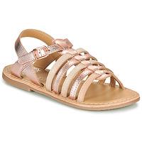 Schuhe Mädchen Sandalen / Sandaletten Little Mary BARBADE Rose