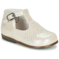Schuhe Mädchen Sandalen / Sandaletten Little Mary BASTILLE GECKO NUDE