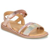 Schuhe Mädchen Sandalen / Sandaletten Little Mary DOLERON Rose