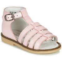 Schuhe Mädchen Sandalen / Sandaletten Little Mary HOLIDAY Rose