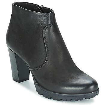 Schuhe Damen Ankle Boots Dream in Green ANDREY Schwarz