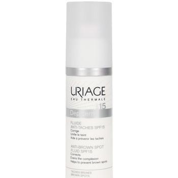 Beauty Damen pflegende Körperlotion Uriage Dépiderm Anti-brown Spot Fluid Spf15