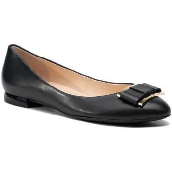 Schuhe Damen Ballerinas Högl Harmony Schwarz Wohnungen Schwarz