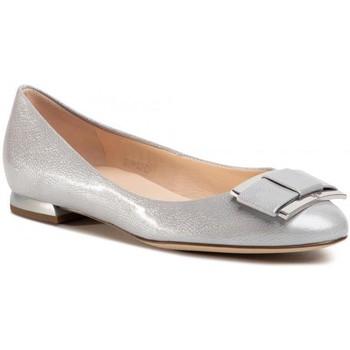 Schuhe Damen Ballerinas Högl Harmony Silver Ballerinas Silber