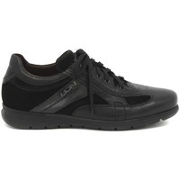 Schuhe Herren Sneaker Low Lion DERBY  NERO    109,4