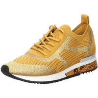 Schuhe Damen Sneaker Low La Strada Schnuerschuhe 1905752-4580 gelb