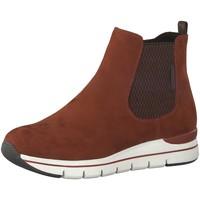 Schuhe Damen Boots Marco Tozzi Stiefeletten 2-2-25872-25/518 rot