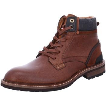 Schuhe Herren Boots Pantofola D` Oro Pizzoli Uomo High 10203002.JCU braun