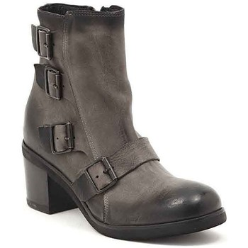 Schuhe Damen Low Boots Juice Shoes TRONCHETTO STRIKE RHINO Multicolore