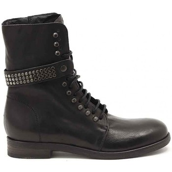Schuhe Damen Boots Juice Shoes TRONCHETTO STRIKE NERO    139,1