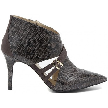 Schuhe Damen Ankle Boots Café Noir CAFèNOIR  PITONATO PINTA  GRIGIO     87,1