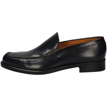 Schuhe Herren Slipper Hudson FL06 BLAU