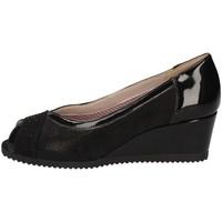 Schuhe Damen Sandalen / Sandaletten Comart 023353 SCHWARZ