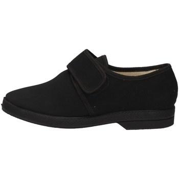 Schuhe Herren Hausschuhe Davema 59 F SCHWARZ