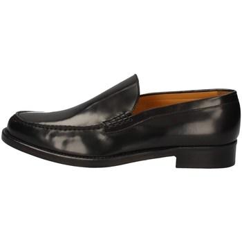 Schuhe Herren Slipper Hudson FL06 SCHWARZ