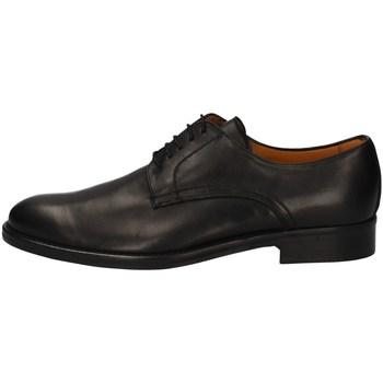 Schuhe Herren Derby-Schuhe Hudson FL02200 SCHWARZ