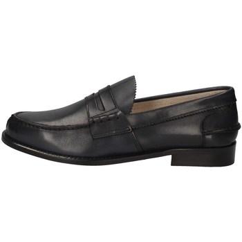 Schuhe Herren Slipper Hudson COLLEGE BLAU
