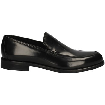 Schuhe Herren Slipper Hudson 311 SCHWARZ