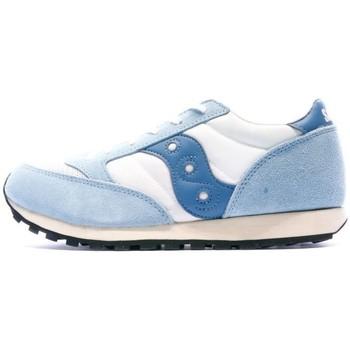 Schuhe Damen Sneaker Low Saucony SY59165-50 Blau