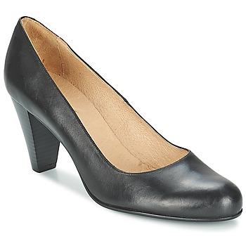 Schuhe Damen Pumps So Size OTTON Schwarz