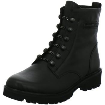 Schuhe Damen Low Boots Remonte Dorndorf Stiefeletten D8670-01 schwarz