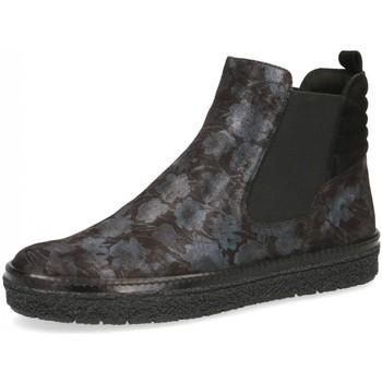 Schuhe Damen Boots Caprice Stiefeletten Da.-Stiefel 9-9-25455-25/031 schwarz