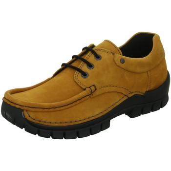 Schuhe Damen Derby-Schuhe Wolky Schnuerschuhe FLY WINTER 0472616 920 gelb