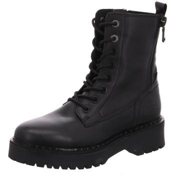 Schuhe Damen Low Boots Dockers by Gerli Stiefeletten 45AT202100100 schwarz