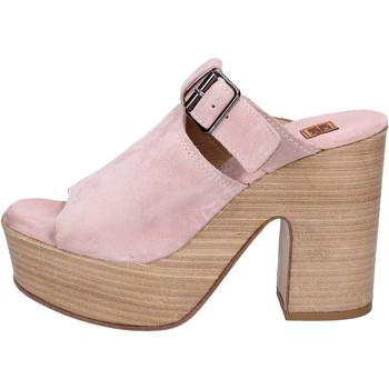 Schuhe Damen Sandalen / Sandaletten Moma BK100 pink